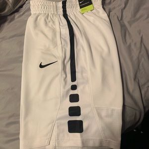 Nike Striped Elite Basketball Short